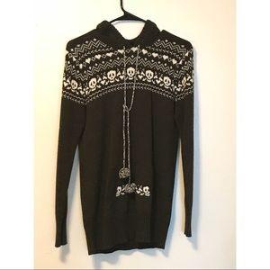 Derek Heart Sweaters - Hooded sweater